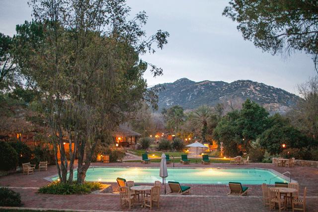 Rancho La Puerta Mexico