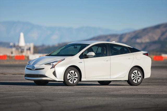 Toyota Prius 2 Eco