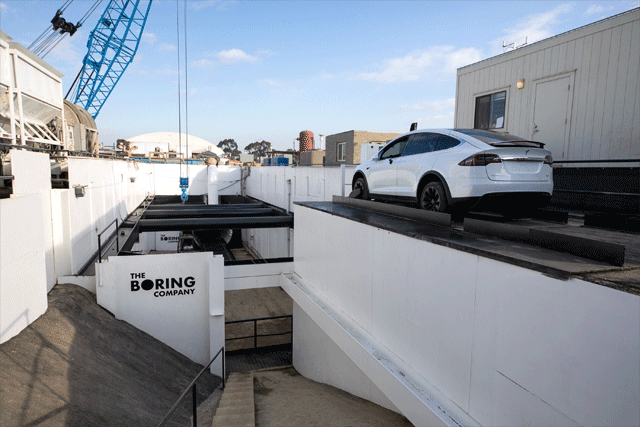 what is the Boring Company