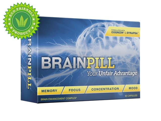 brain pill review